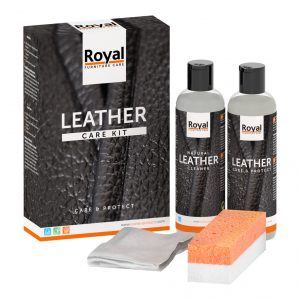 Leather Care En Protection Set