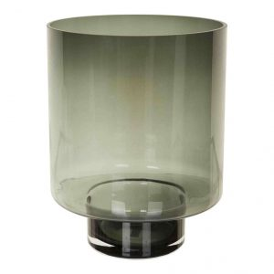 Candleholder Glass 190-515-304