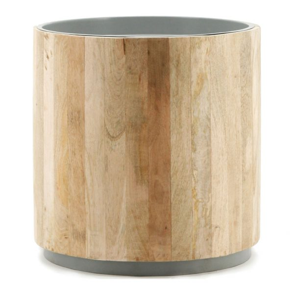 Coffeetable Tub Light 45x45 Grey (1573)