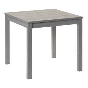 Eetkamertafel Porto 80x80 Stone Grey