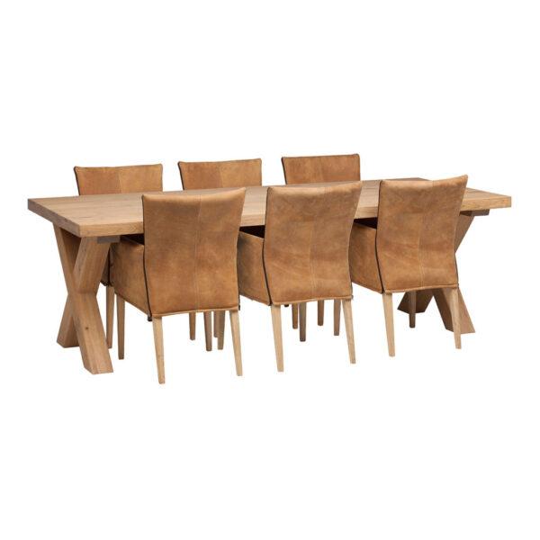 Eettafel Wood