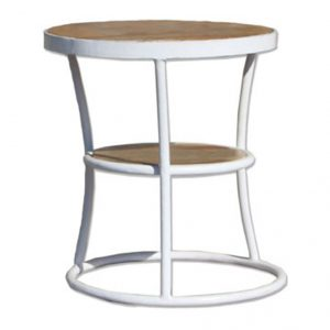 End Table Shelf White (1030)