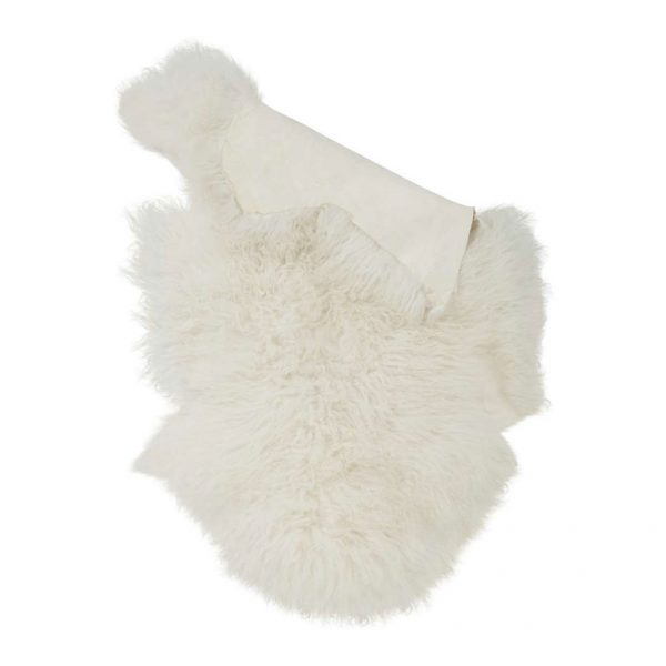 Kleed Sheepskin Snow White 3