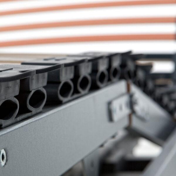 Lattenbodem Calypso 2000 Elektrisch Detailfoto