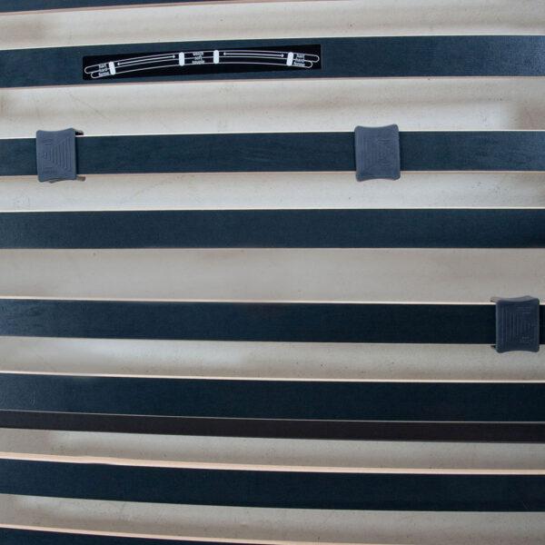 Lattenbodem Calypso 2000 Vlak Bovenkant