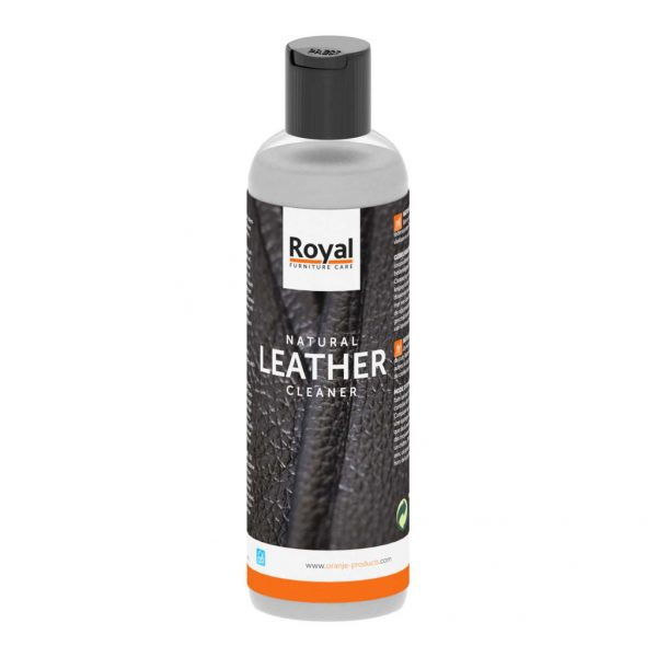 Oranje Natural Leather Cleaner