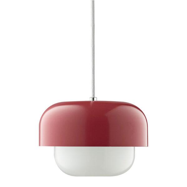 Plafondlamp Haipot 23 Cm Rood