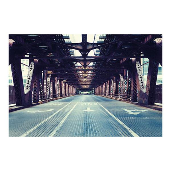 Schilderij Bridge 80x120