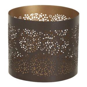 Sfeerlicht Ijzer Bruin-goud 190-314-493