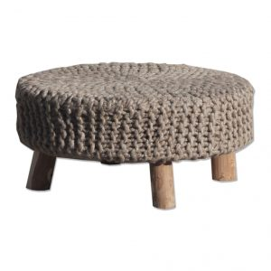 Stool Wool Large