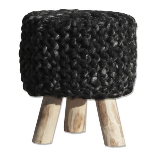 Stool Wool Small 2