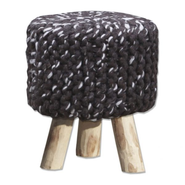 Stool Wool Small