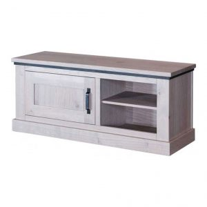 Tv Dressoir Experience 1 Deur En Smal Open Vak 133 Cm Breed