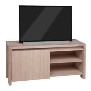 Tv Kast Luuk Deur En Open Vak