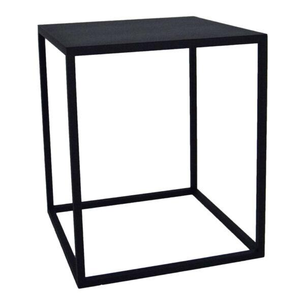 Table Iron Matt Black 310-311-016