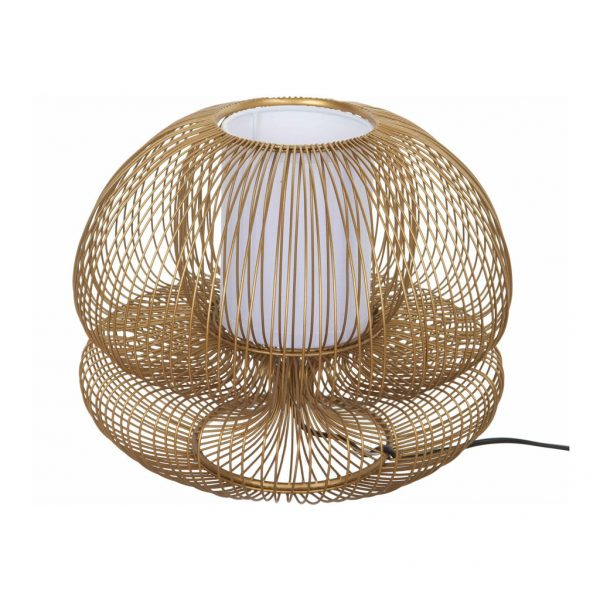 Table Lamp Iron Gold 280-325-086