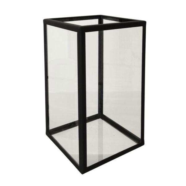 Candleholder Clear Glass190-505-349