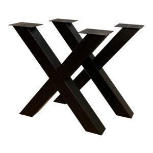 Metalen Onderstel Poot-x