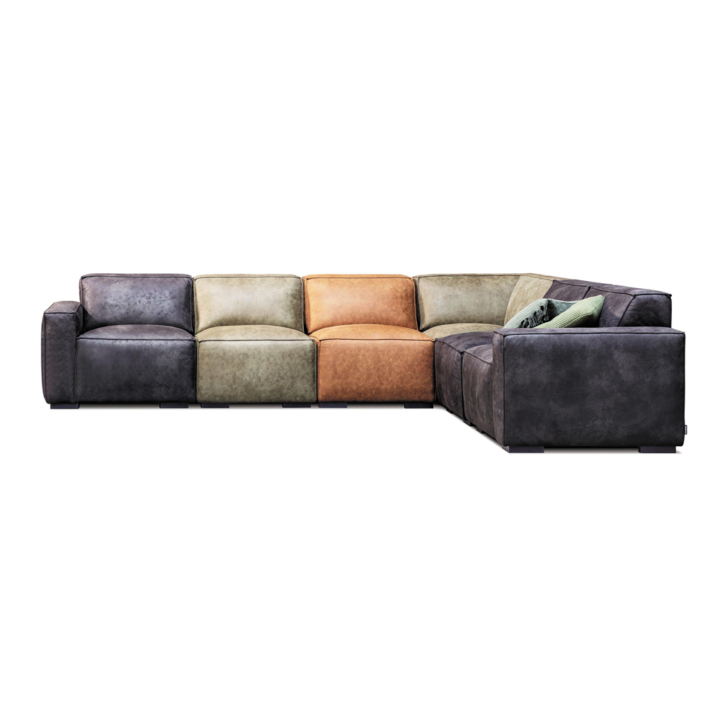 Magnificent Hoekbank Nina Avantgarde Concept Machost Co Dining Chair Design Ideas Machostcouk