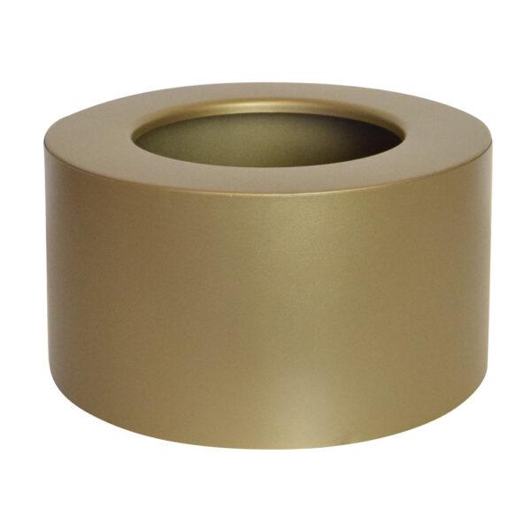 Stand Zinc Structure Matt Gold Round230-311-150