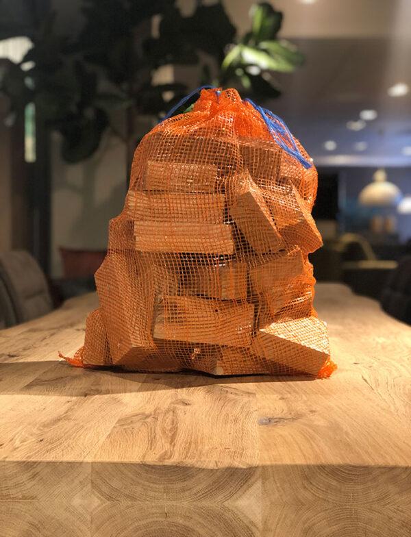 Eiken-stookhout
