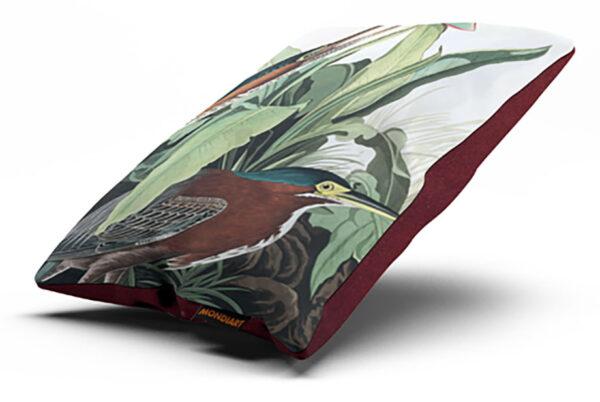 Sierkussen-cus004-green-heron-bird