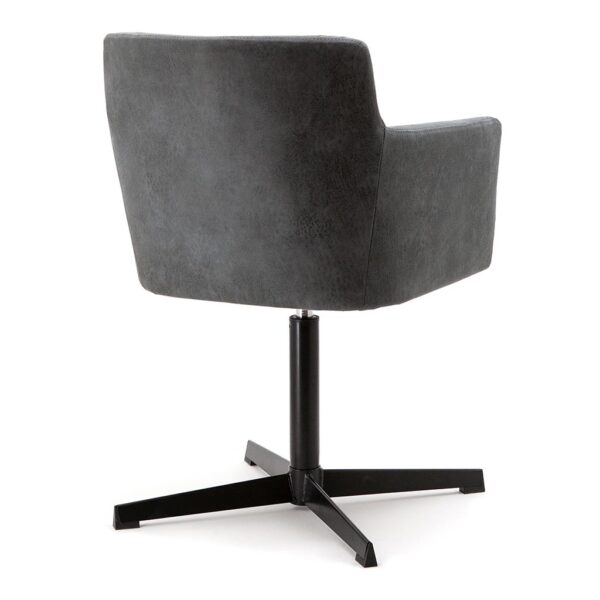 Kelvin-stoel-antraciet-pasadena