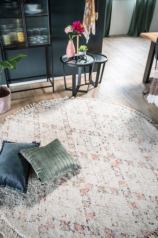 Rond-carpet-mason