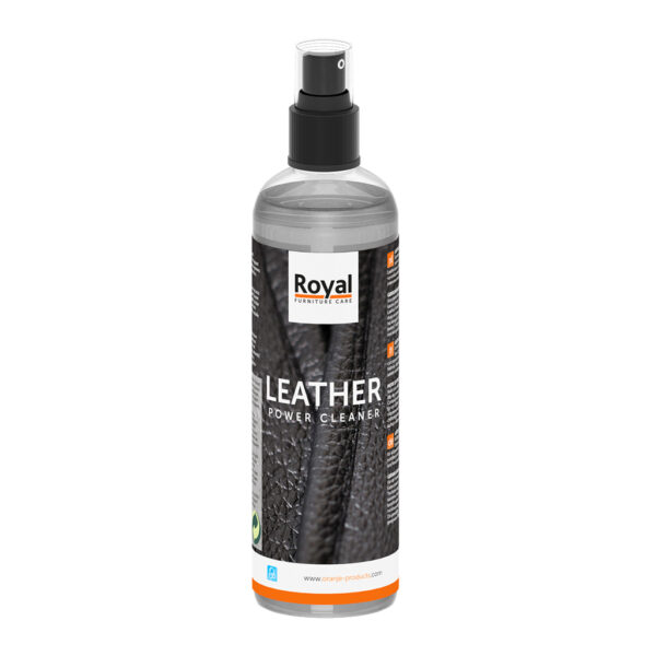 Hires Leather Power Cleaner 250ml
