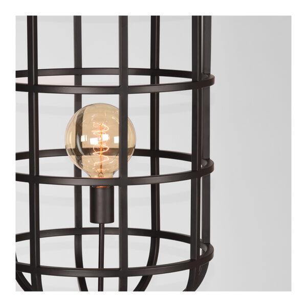Twine-vloerlamp
