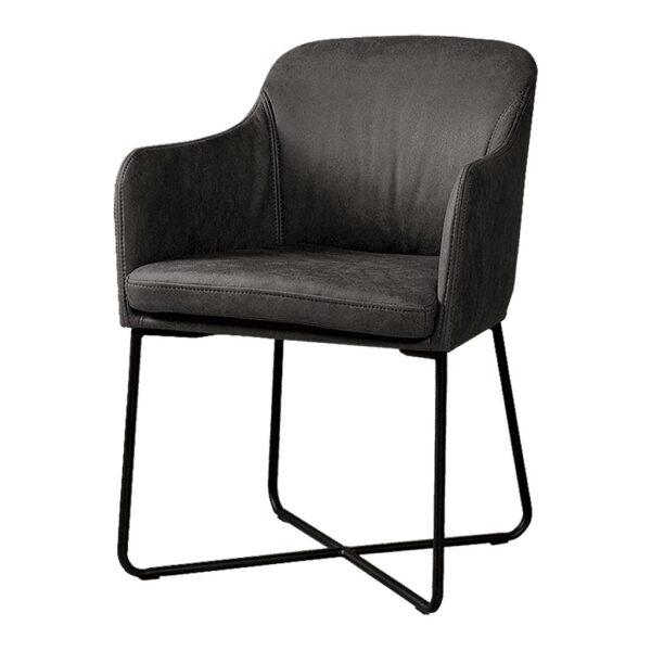 Albufera-armchair-dark-grey